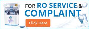 Ro Services & Complaint