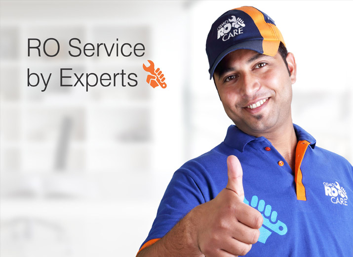 Ro Service by Experts - Osmo Ro Care